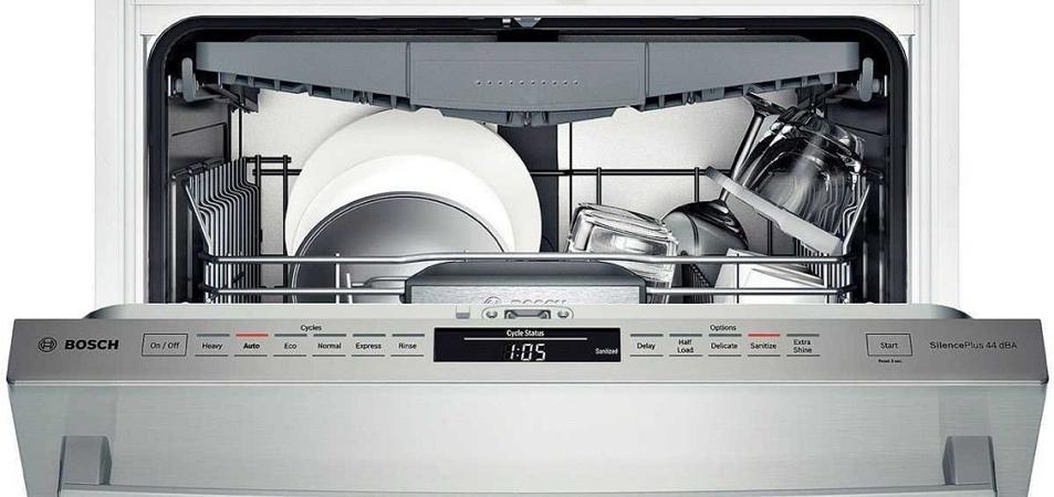 Jak vybrat myčku nádobí