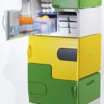 Vychytané ledničky